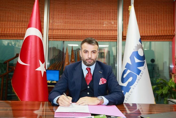 ÇOMÜ Mezunu Orhan Aydın, ASKON Başkanlığına Seçildi