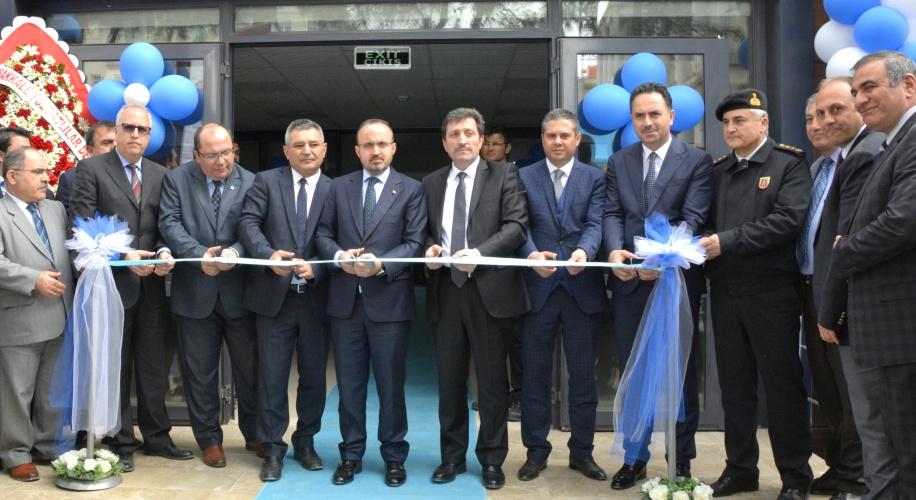 ÇOMÜ'nün Spor İmkânları Genişliyor, Anafartalar Yerleşkesi Spor Salonu Açıldı