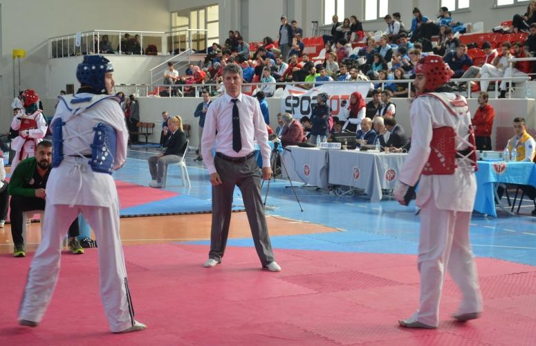 ÇOMÜ, Türkiye Üniversiteler Taekwondo Şampiyonası'na Evsahipliği Yapıyor