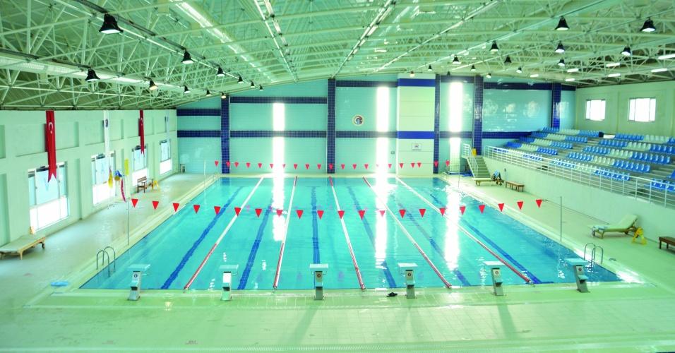 Dardanos Yerleşkesi Yüzme Havuzu Kış Programı