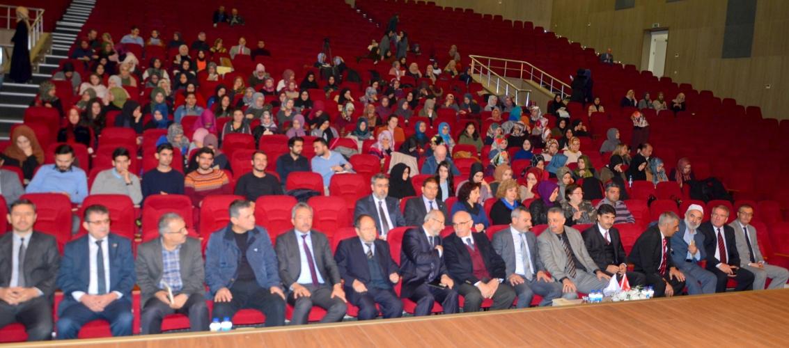 Doç. Dr. Ruhi Özcan'ı Anma ve Anlama Konulu Panel Gerçekleştirildi