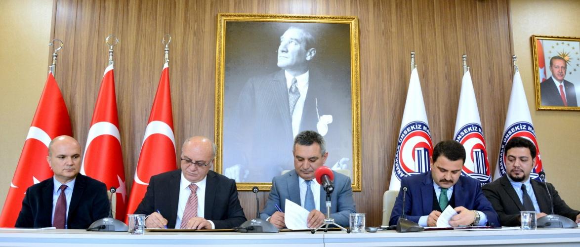 Eğitim ve Akademik Danışmanlık İşbirliği Protokolü İmzalandı