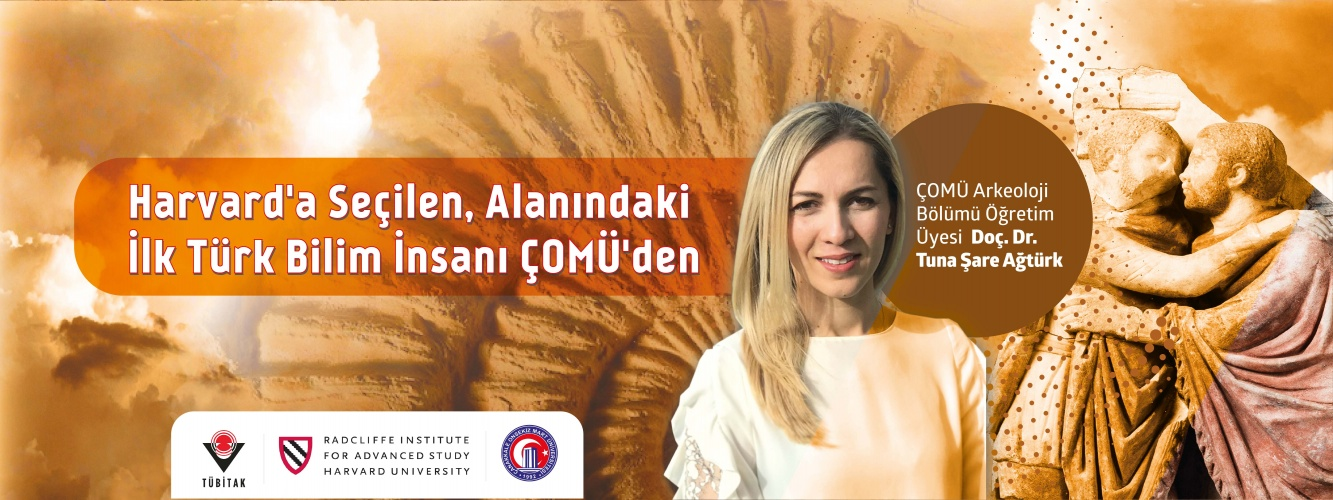 Harvard'a Seçilen, Alanındaki İlk Türk Bilim İnsanı ÇOMÜ'den
