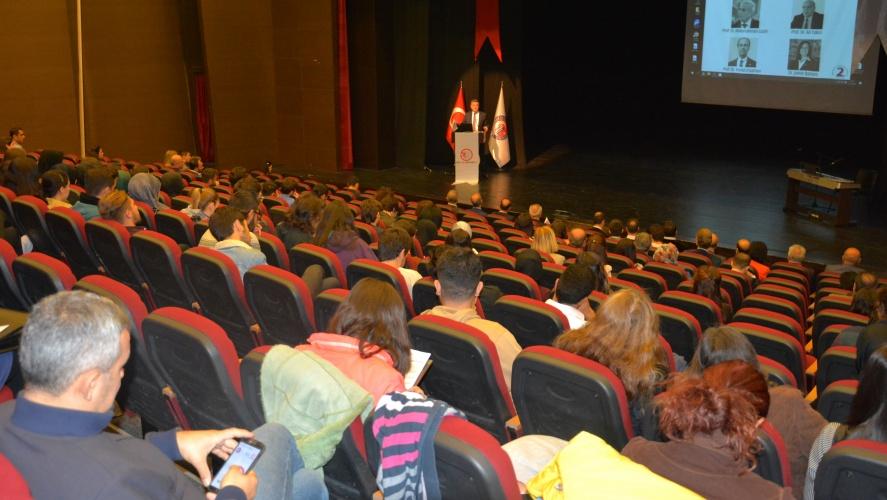 II. Uluslararası Eğitim Bilimleri ve Sosyal Bilimler Sempozyumu Açılış Programı Gerçekleşti