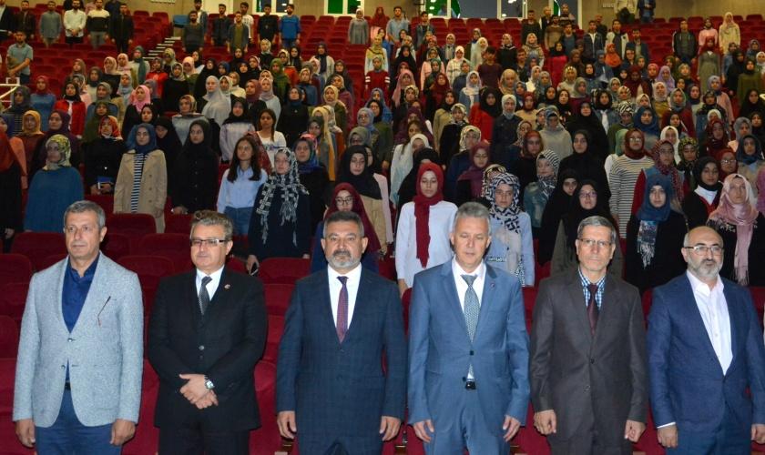 İlahiyat Fakültesi Akademik Yılı Açılış Programı Gerçekleşti