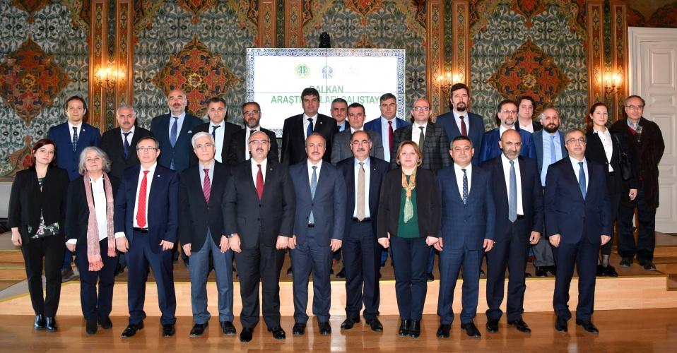 İstanbul Üniversitesi Ev Sahipliğinde Balkan Araştırmaları Çalıştayı Gerçekleştirildi