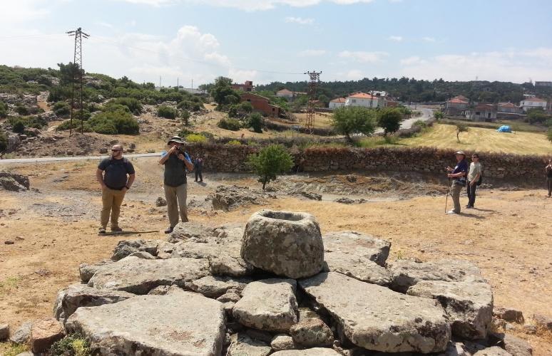 Kültür Rotası Projesi, 2018 Troia Yılına Katkı Sunacak