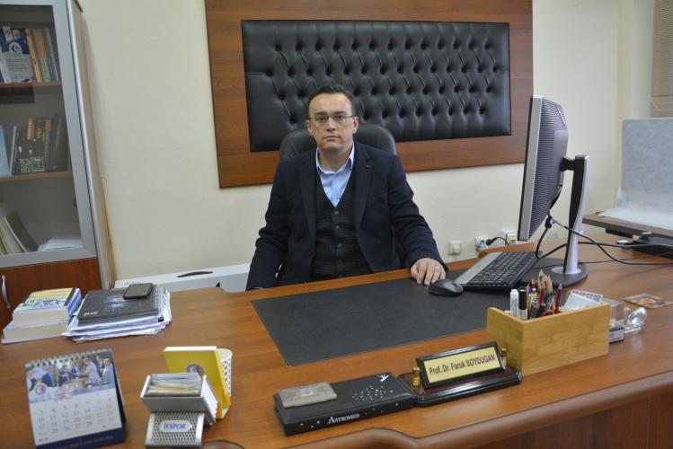 Prof. Dr. Faruk Soydugan TÜBİTAK Ulusal Gözlemevi Yönetim Kurulu Üyeliğine Seçildi