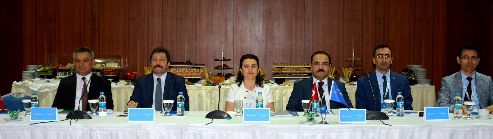Teknoloji Geliştirme Bölgeleri IV. Koordinasyon Toplantısı Gerçekleşti