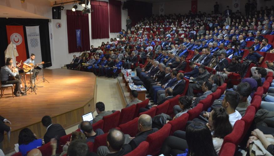 Türk Düşüncesinde Yerlilik ve Millilik Sempozyumu ve D. Mehmet Doğan'a Fahri Doktora Tevcih Töreni Gerçekleştirildi