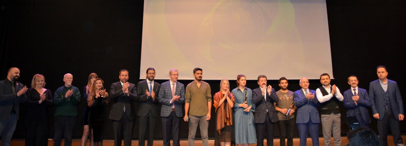 3. Uluslararası Truva Atı Kısa Film Festivali'nin Ödül Töreni Gerçekleştirildi