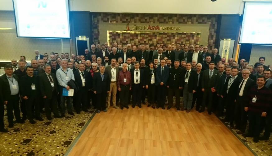 Adım Üniversiteleri Birliği 18.Dönem 1. Grup İdari Toplantısı Bandırma'da Gerçekleştirildi