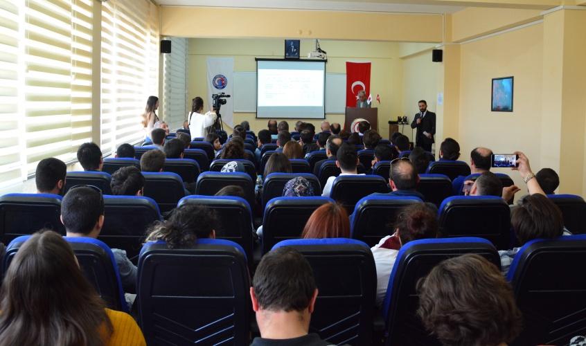 Akuakültür Endüstrisi ve Araştırmalarında Tecrübeler ÇOMÜ'de Konuşuldu