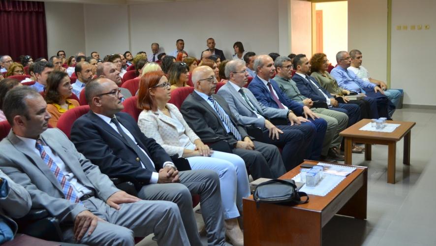 Biga İİBF ve Biga UBF Akademik Kurul Toplantısı Gerçekleşti