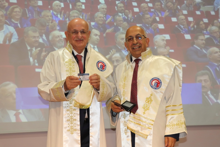 The Opening Ceremony of the Academic Year and the Honorary Doctorate Ceremony took place in COMU