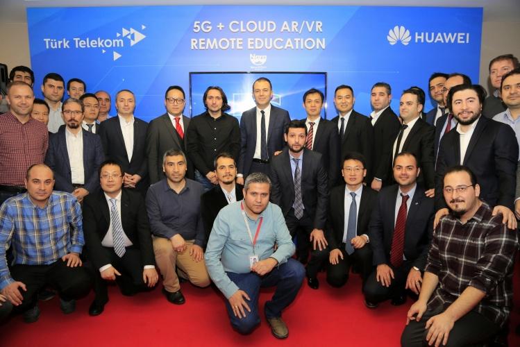 Dünyanın En Başarılı 5G Örnek Uygulamalarından Biri Çanakkale Teknoparkta Geliştirildi