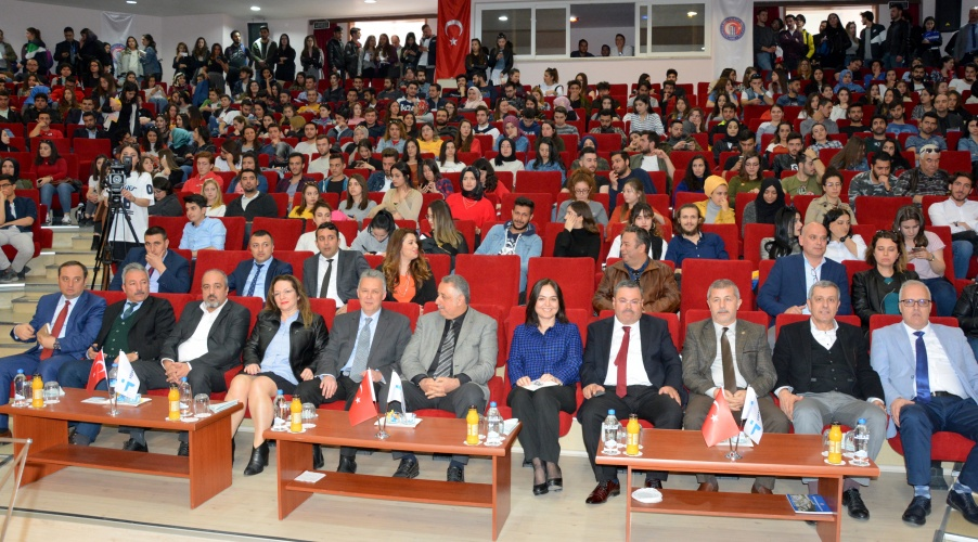 İŞKUR  Kariyer Günleri  Etkinliği ÇOMÜ'de Gerçekleşti