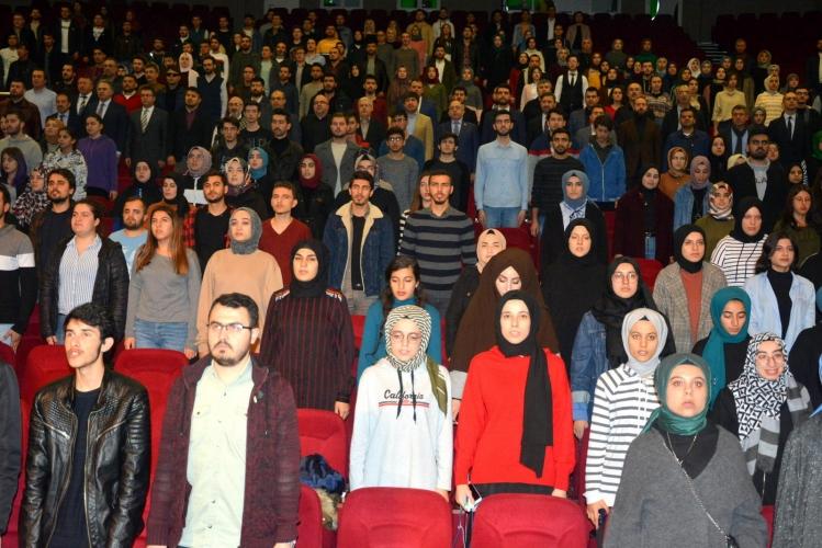 Kanayan Yara Doğu Türkistan Konulu Program Gerçekleşti