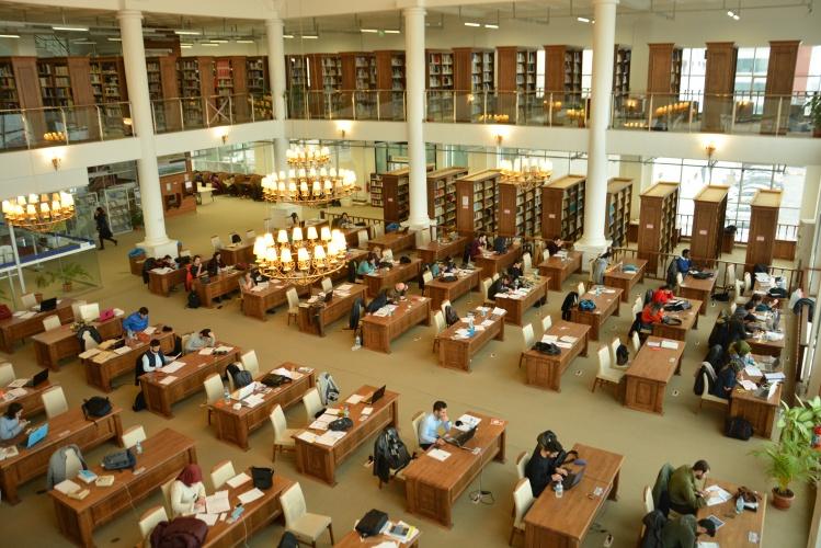 Katalog Kayıtlarının Güvenilirliğinde Kütüphanemizin Büyük Başarısı