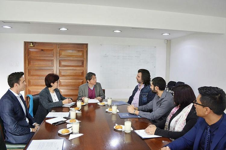 Kolombiya Ulusal Üniversitesi'nde Bir ÇOMÜ'lü