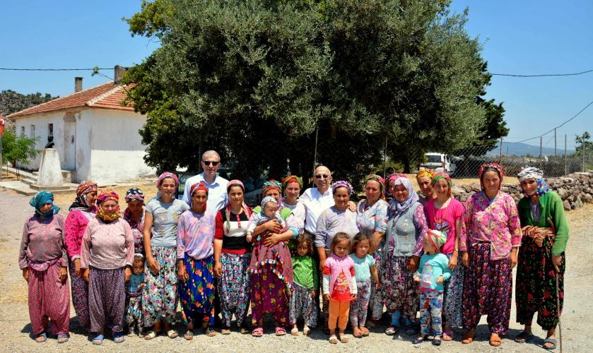 Kültürel Miras Anadolu Projesinin Sertifika Dağıtım Töreni Gerçekleştirildi