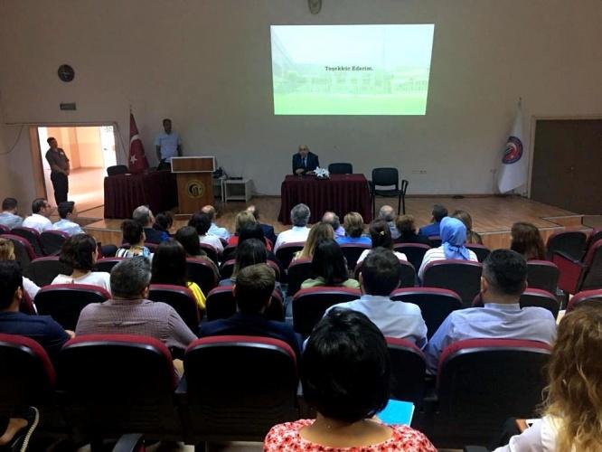 Lapseki MYO Akademik Kurul Toplantısı Gerçekleşti