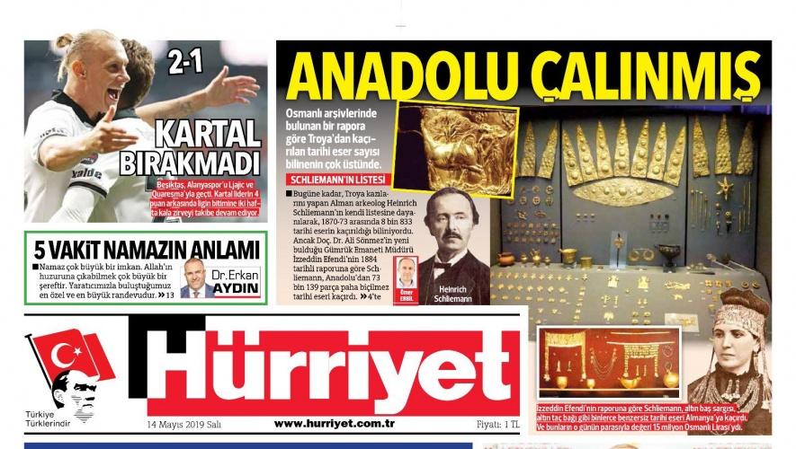 Öğretim Üyemizin Araştırması Hürriyet Gazetesinde