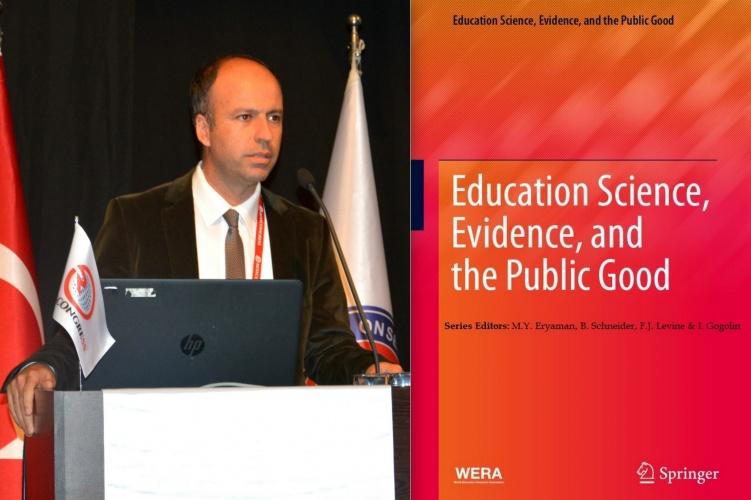 Prof. Dr. Eryaman, Ünlü Yayıncı Kuruluş Springer İle Editörlük Anlaşması İmzaladı