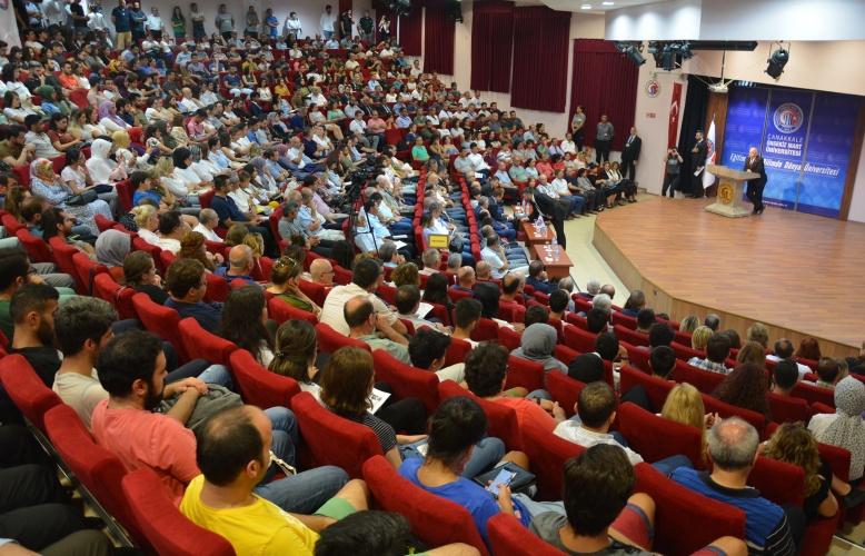 Türk Asıllı Dünyada Ünlü Bilim İnsanları Konferansı Gerçekleşti