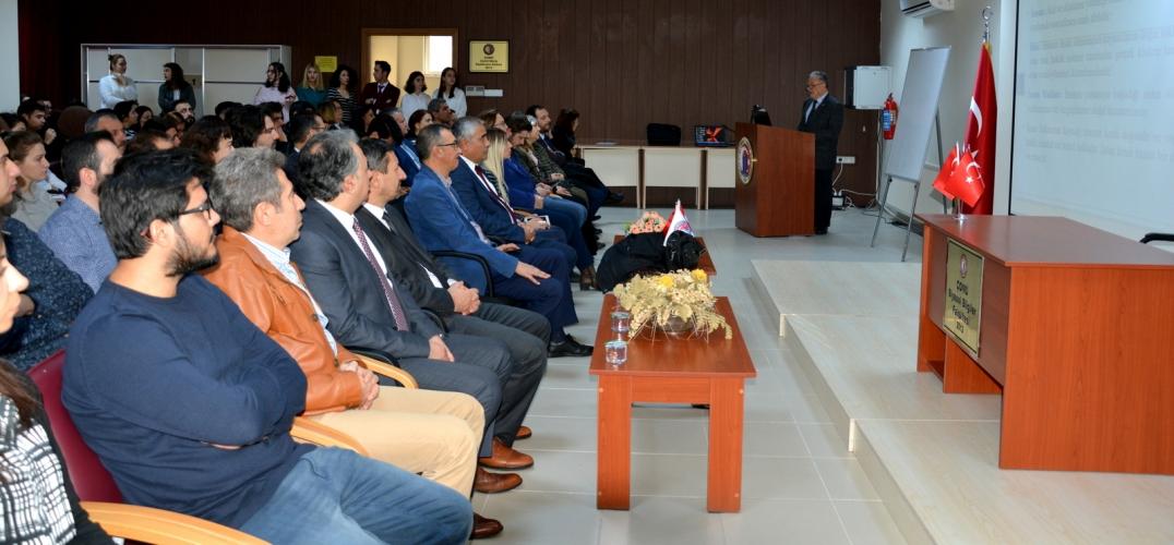 Yönetim ve İnsan Hakları Konferansı Gerçekleşti