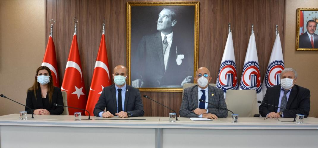 ÇOMÜ ve ÇATOD Arasında İşbirliği Protokolü İmzalandı