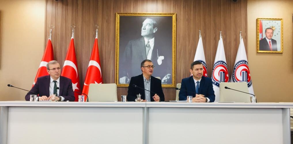 Covid-19 Komisyonu Toplantıları Devam Ediyor