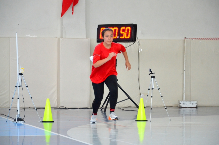 Spor Bilimleri Fakültesi Özel Yetenek Sınavları Başladı