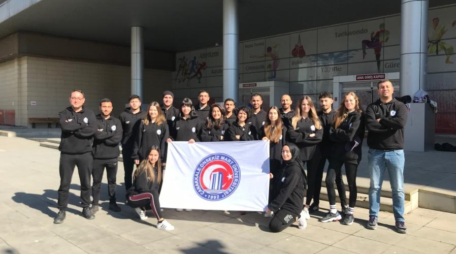 Sualtı Sporları Topluluğu, Sualtı Hokeyi Federasyon Kupası'na Katıldı