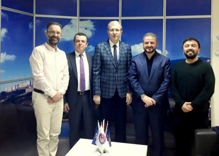 University College Pavarësia Vlorë İle İşbirliği