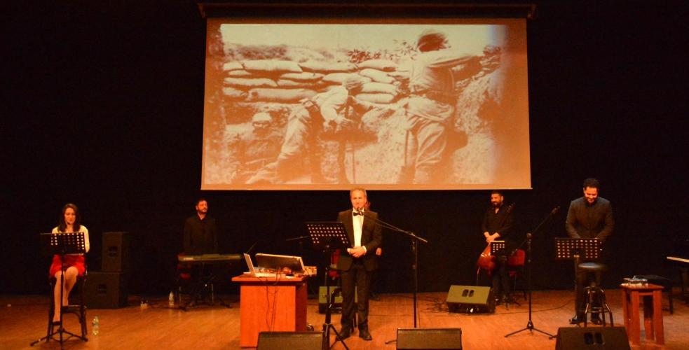 18 Mart Şehitleri Anma Günü ve Çanakkale Deniz Zaferi Özel Konseri Gerçekleşti