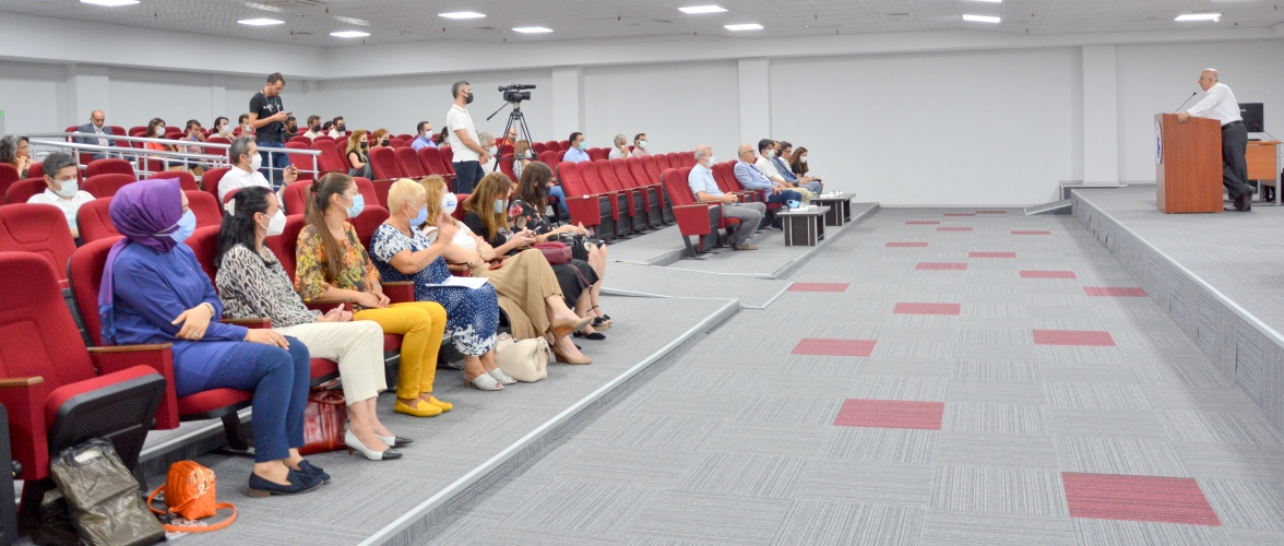 Otizmli Çocukların Psikomotor Eğitimi için Yeni Yazılım Geliştirme Projesi Tanıtım Toplantısı Gerçekleştirildi
