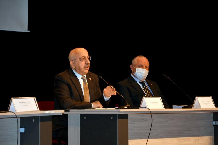 Siyasal ve Jeopolitik Yönleriyle Mondros'tan Montrö'ye Paneli Gerçekleşti