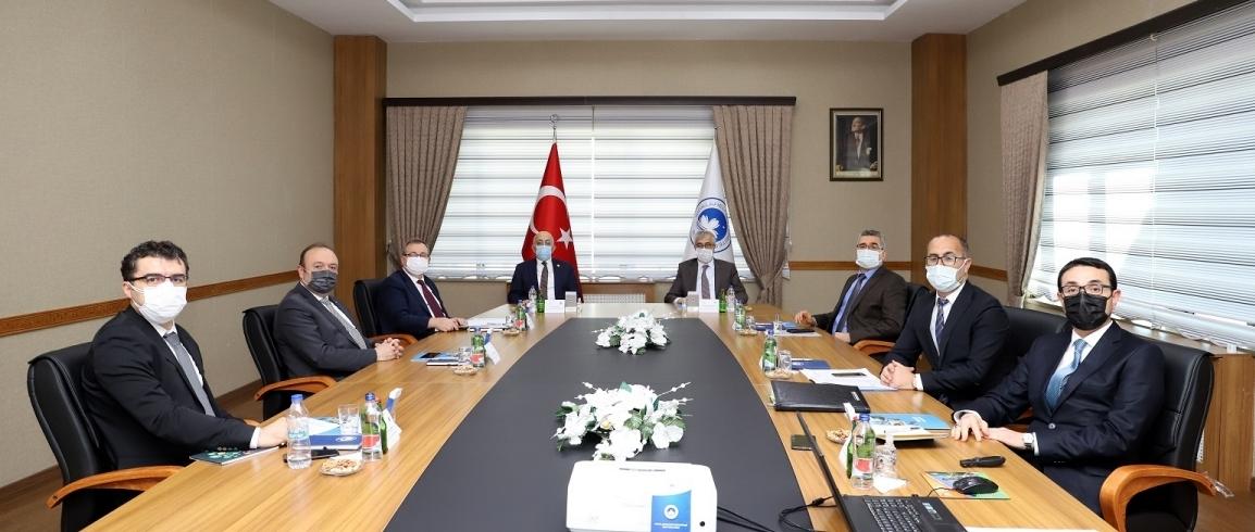 Trakya Üniversiteler Birliği 18. Üst Kurul Toplantısı Kırklareli Üniversitesinde Gerçekleşti