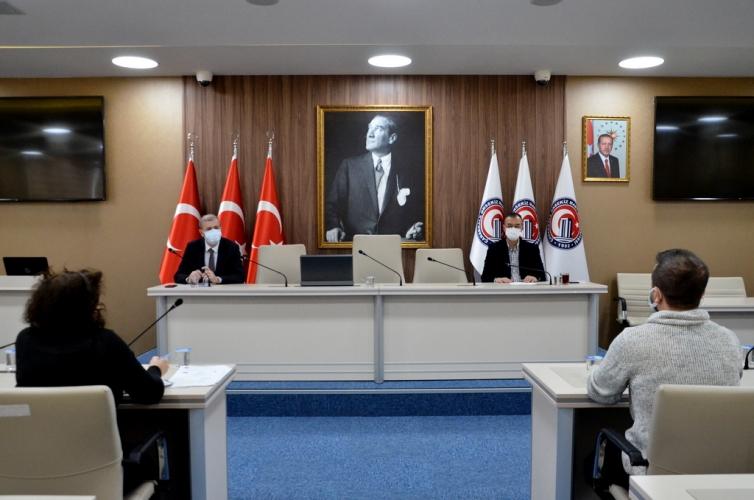 Ufuk Avrupa Programı Bilgilendirme Toplantısı Gerçekleştirildi