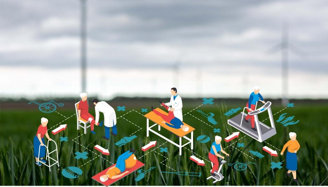 Kırsal Kalkınmada Sosyal Çiftçilik – Fiziksel ve Mental Engellilerin Rehabilitasyonu