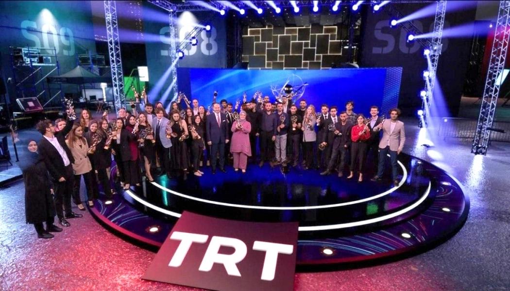 Öğrencimiz, TRT'den Ödülle Döndü