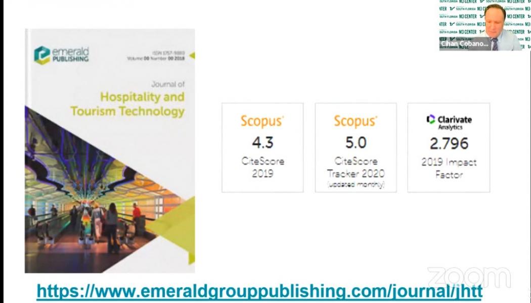 SSCI Dergilerde Yayın Yapmak ve İndekslere Girmek Konulu Webinar Gerçekleşti
