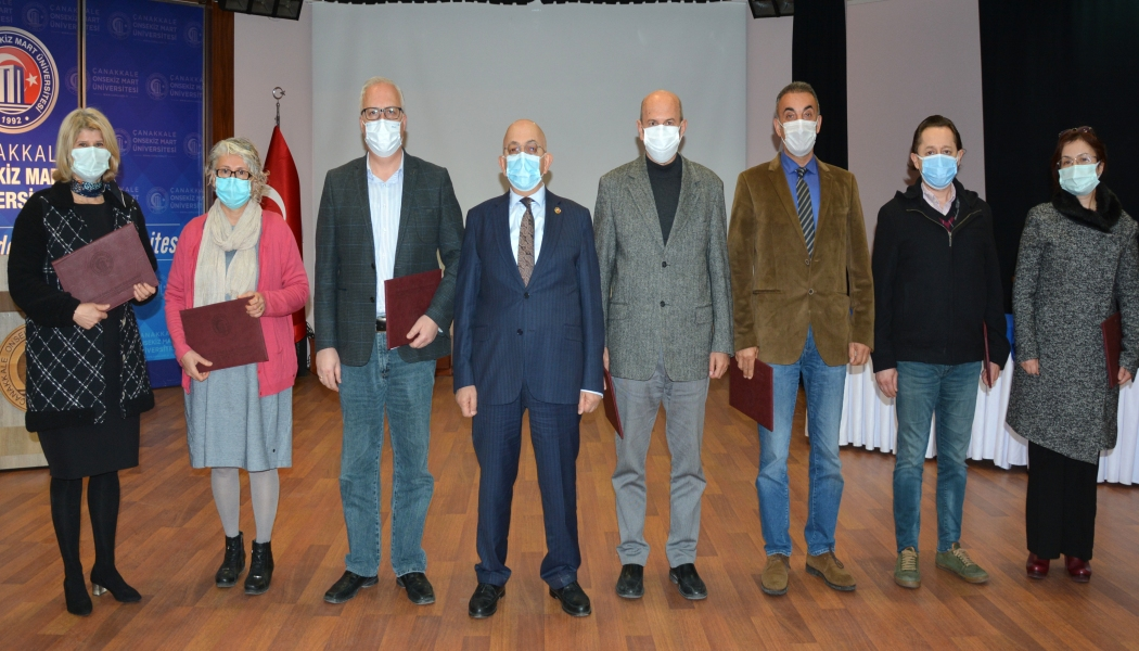 Ufuk Avrupa Programı Toplantısı Gerçekleşti