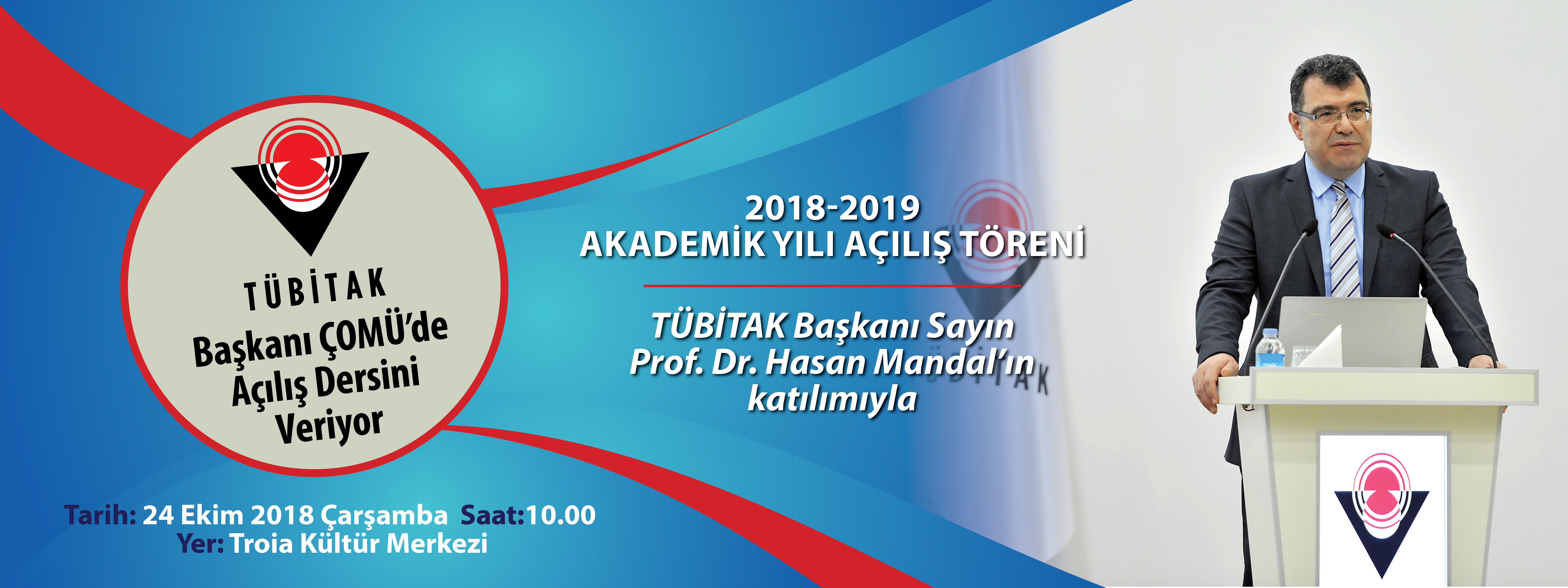 2018-2019 Akademik Yılı Açılış Töreni