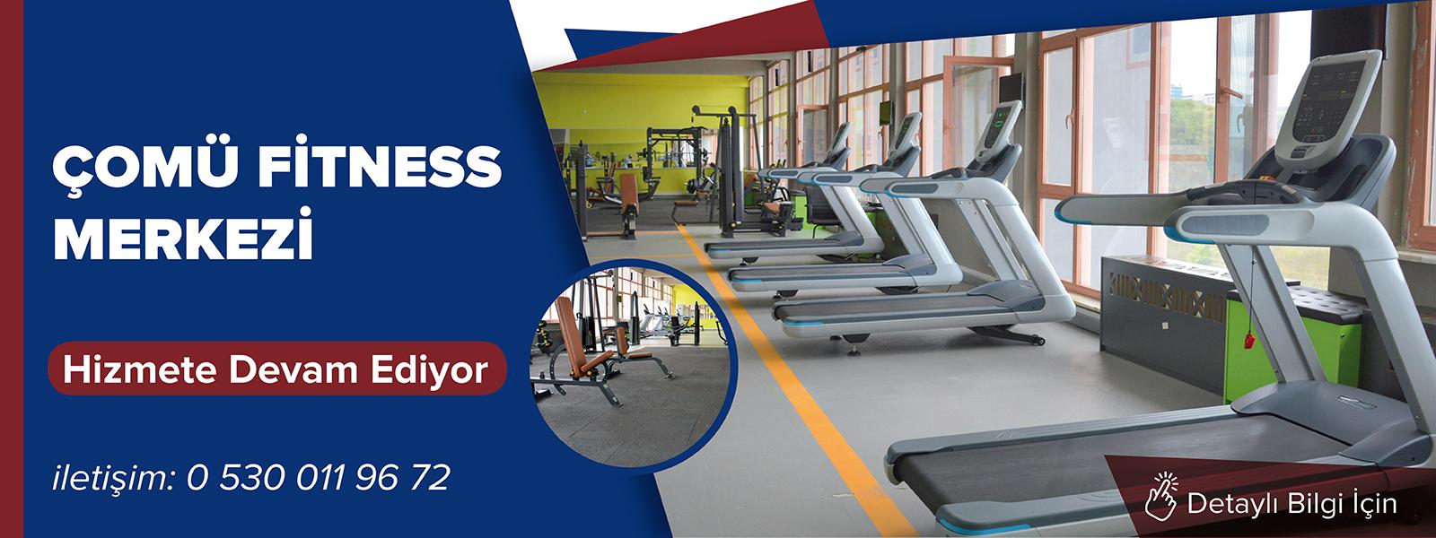 ÇOMÜ Fitness